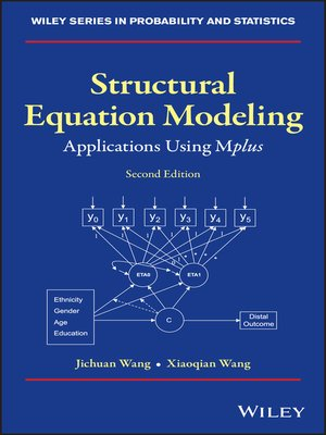 cover image of Structural Equation Modeling