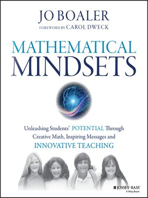 cover image of Mathematical Mindsets