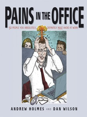 cover image of Pains in the Office