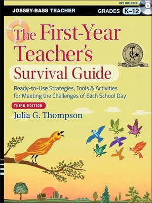 cover image of The First-Year Teacher's Survival Guide
