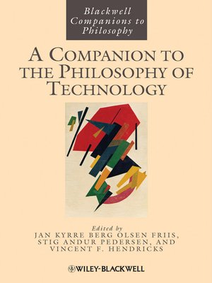 cover image of A Companion to the Philosophy of Technology