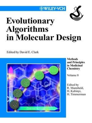 cover image of Evolutionary Algorithms in Molecular Design
