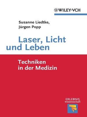 cover image of Laser, Licht und Leben
