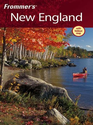 cover image of Frommer's New England