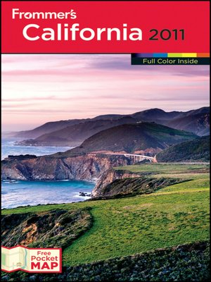 cover image of Frommer's California 2011