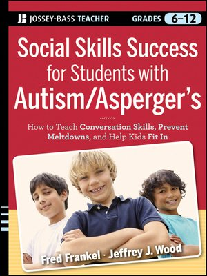 cover image of Social Skills Success for Students with Autism / Asperger's
