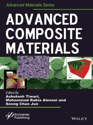 cover image of Advanced Composite Materials