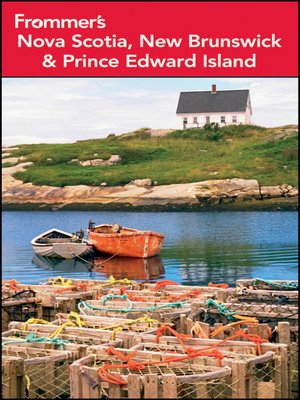 cover image of Frommer's Nova Scotia, New Brunswick and Prince Edward Island