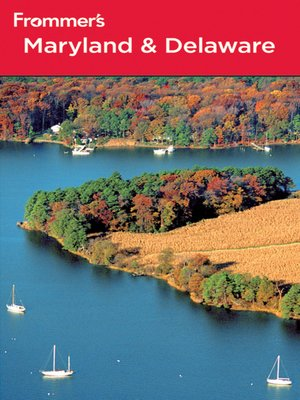 cover image of Frommer's Maryland and Delaware
