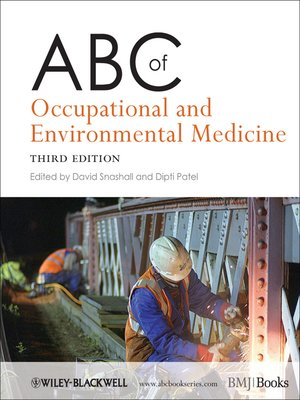 cover image of ABC of Occupational and Environmental Medicine