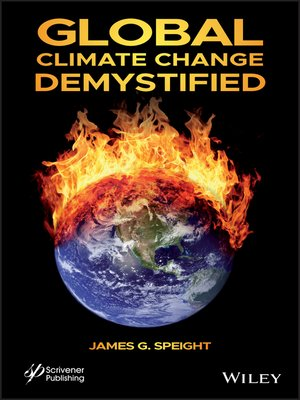 cover image of Global Climate Change Demystified
