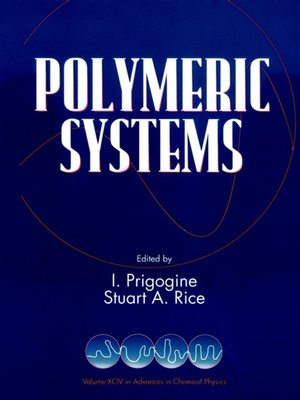 cover image of Advances in Chemical Physics, Polymeric Systems
