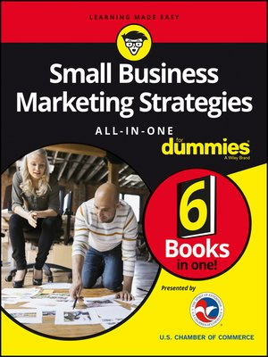 cover image of Small Business Marketing Strategies All-in-One for Dummies