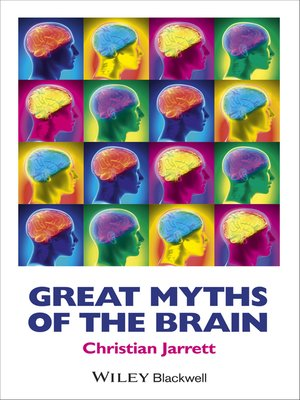 cover image of Great Myths of the Brain
