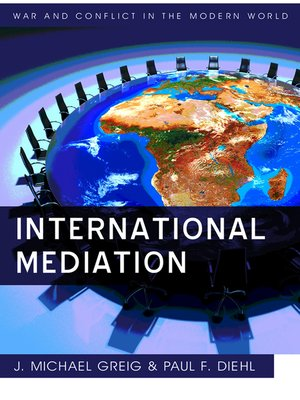 cover image of International Mediation