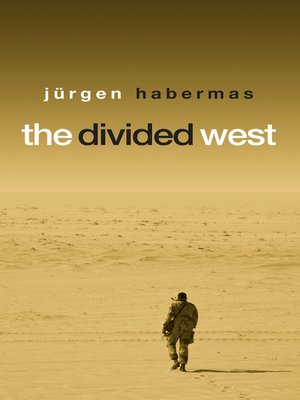 cover image of The Divided West