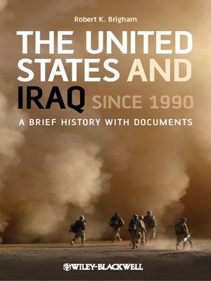 cover image of The United States and Iraq Since 1990