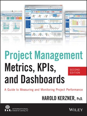 cover image of Project Management Metrics, KPIs, and Dashboards