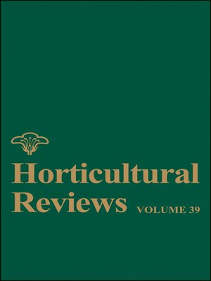 cover image of Horticultural Reviews, Horticultural Reviews