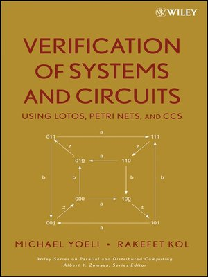 cover image of Verification of Systems and Circuits Using LOTOS, Petri Nets, and CCS