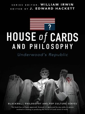 cover image of House of Cards and Philosophy