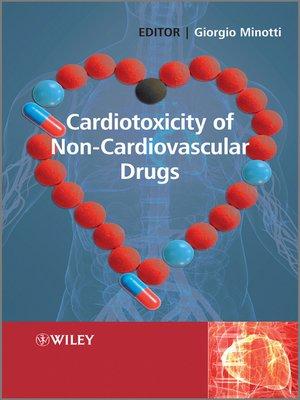 cover image of Cardiotoxicity of Non-Cardiovascular Drugs