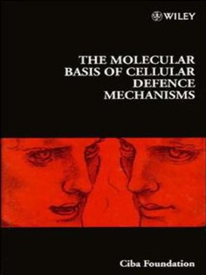 cover image of The Molecular Basis of Cellular Defence Mechanisms