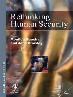 cover image of Rethinking Human Security