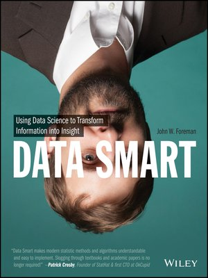 cover image of Data Smart