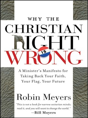 cover image of Why the Christian Right Is Wrong