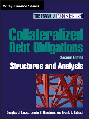 cover image of Collateralized Debt Obligations