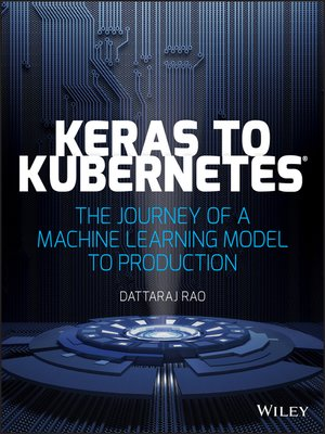 cover image of Keras to Kubernetes