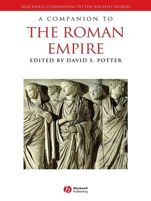 cover image of A Companion to the Roman Empire