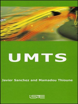 cover image of UMTS