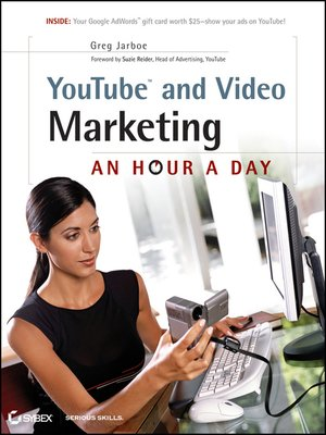 cover image of YouTube and Video Marketing