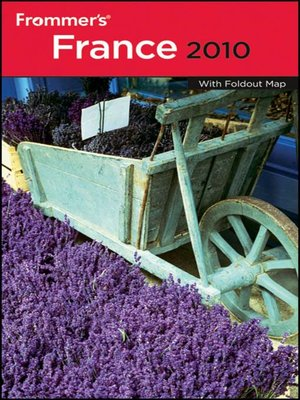 cover image of Frommer's France 2010