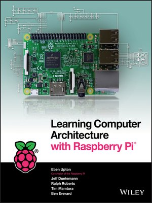 cover image of Learning Computer Architecture with Raspberry Pi (US)
