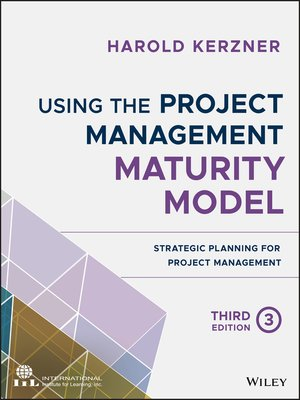 cover image of Using the Project Management Maturity Model