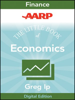 cover image of AARP the Little Book of Economics