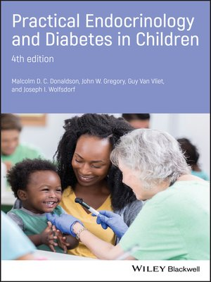 cover image of Practical Endocrinology and Diabetes in Children