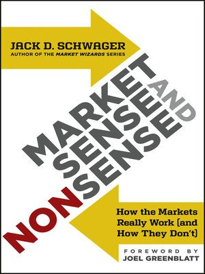 cover image of Market Sense and Nonsense