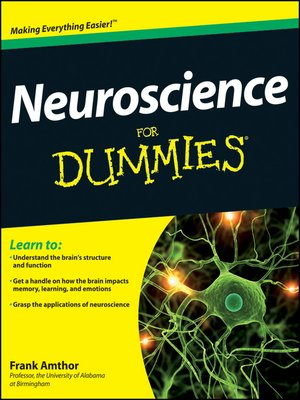 cover image of Neuroscience For Dummies