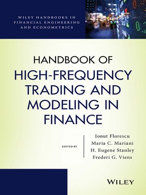 Wiley Handbooks in Financial Engineering and Econometrics