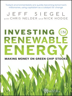 cover image of Investing in Renewable Energy