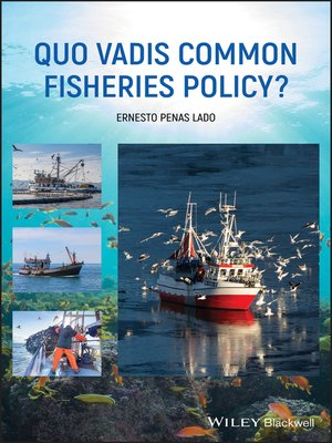 cover image of Quo Vadis Common Fisheries Policy?