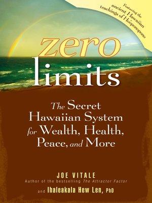 cover image of Zero Limits