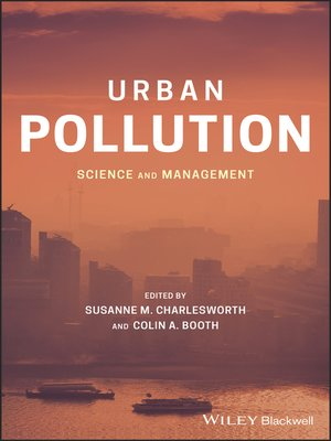 cover image of Urban Pollution