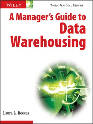 cover image of A Manager's Guide to Data Warehousing