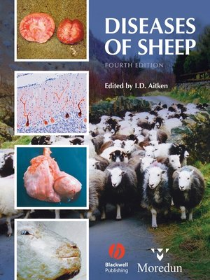 cover image of Diseases of Sheep