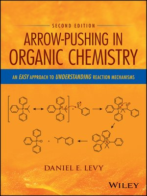 cover image of Arrow-Pushing in Organic Chemistry